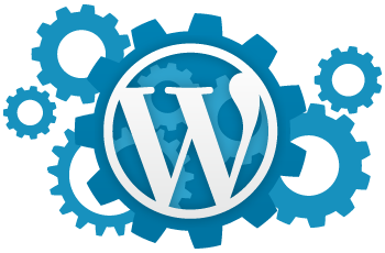 WordPress Gears Logo